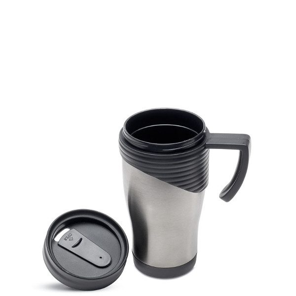 Reklamní termohrnek DEEPORT černá