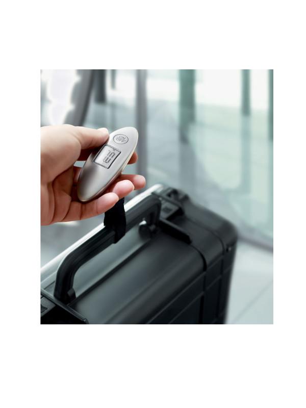 Váha na zavazadla WEIGHIT stříbrná