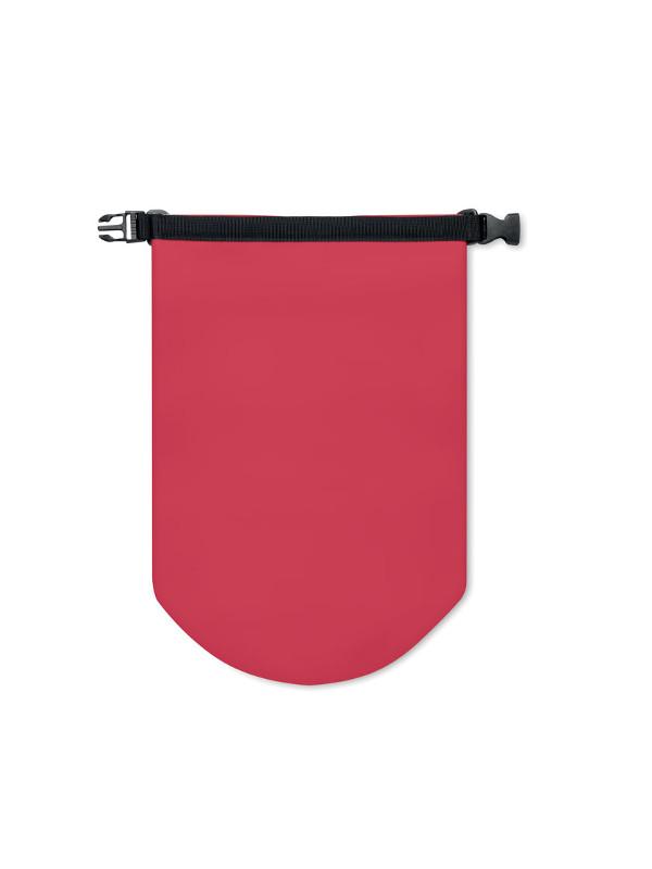 Voděodolný vak SCUBA, červená