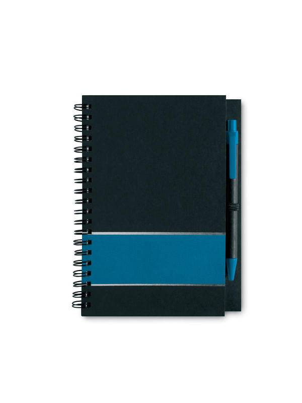 Reklamní zápisník LIGNEX modrý