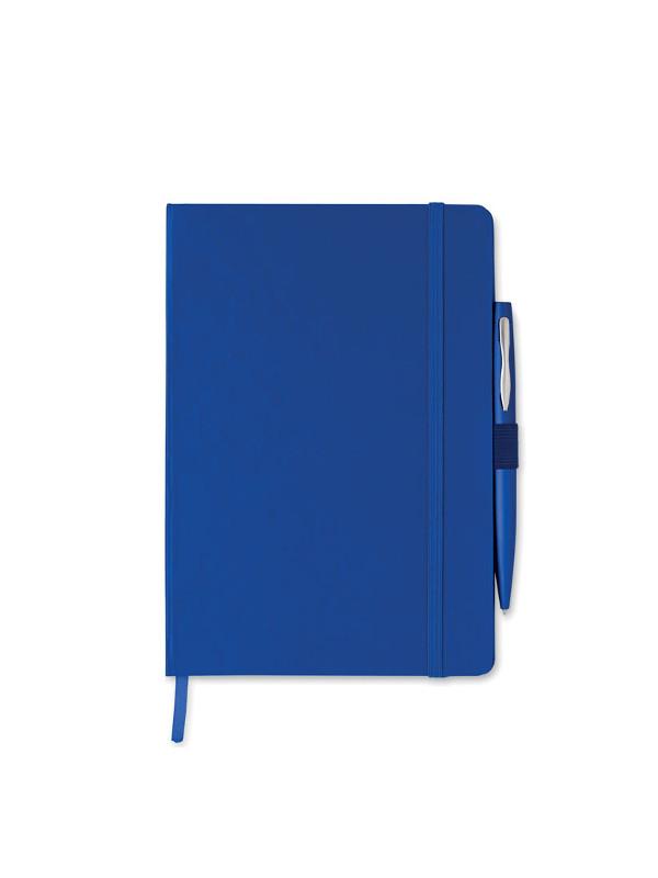 Reklamní zápisník NOTAPLUS modrý