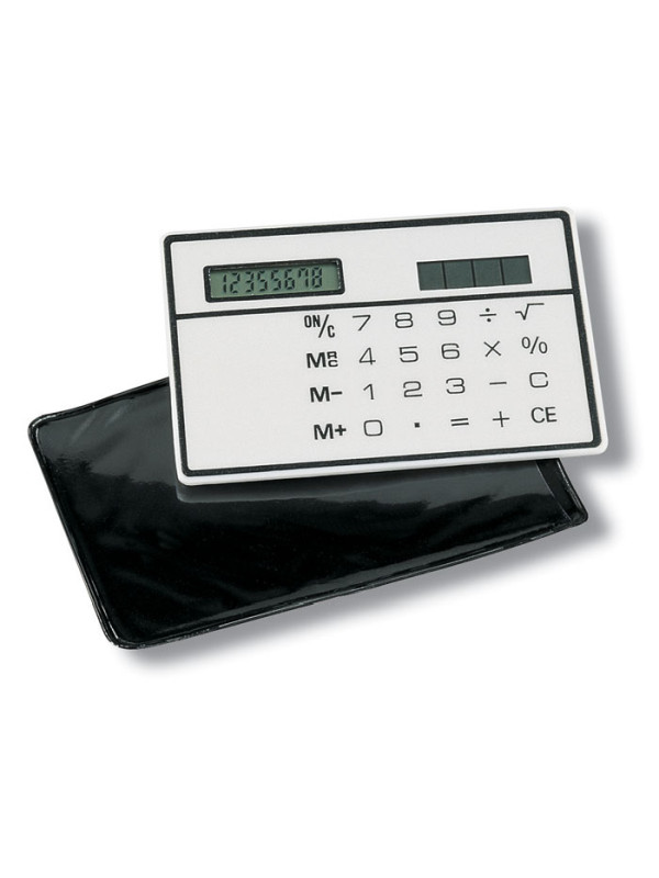 Solární kalkulačka TADESI