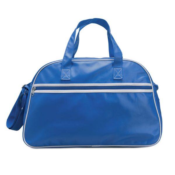 Reklamní sportovní taška VINTAGE modrá