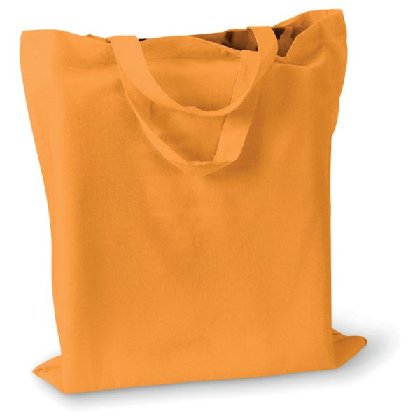 Reklamní nákupní taška MARKETA COLOUR oranžová