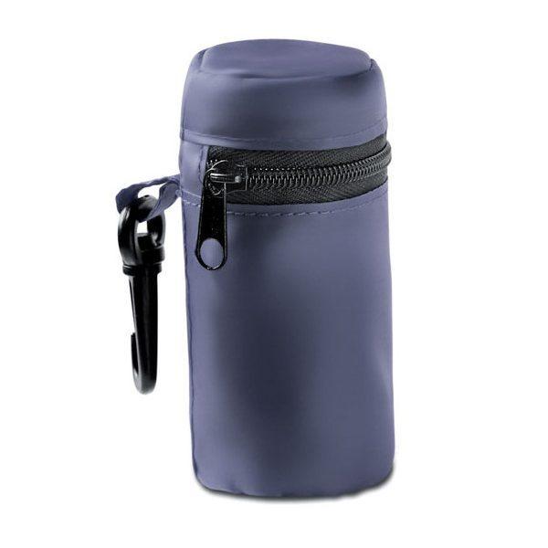 Reklamní skládací taška v pouzdře TECLA modrá 1