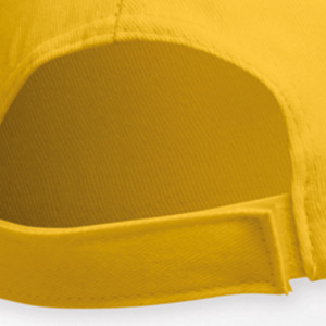 Zapínání na suchý zip - kšiltovka na zakázku