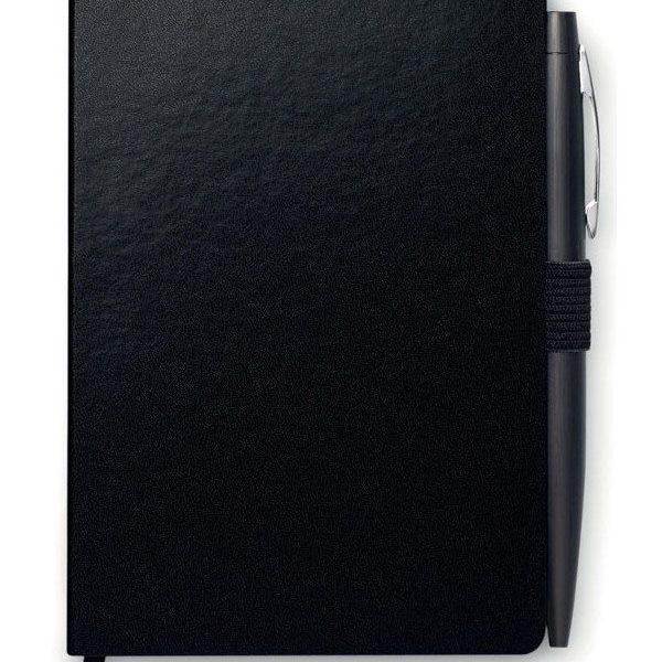 Reklamní zápisník s propiskou A6 NOTALUX 1