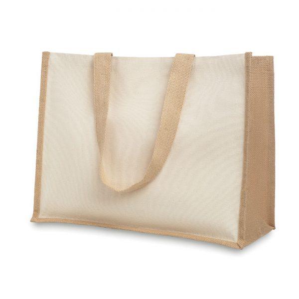 Reklamní jutová taška