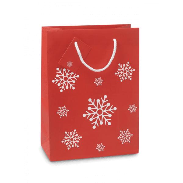 reklamní dárková taška vánoční