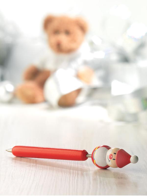 Reklamní Vánoční kuličkové pero COOLPEN 3