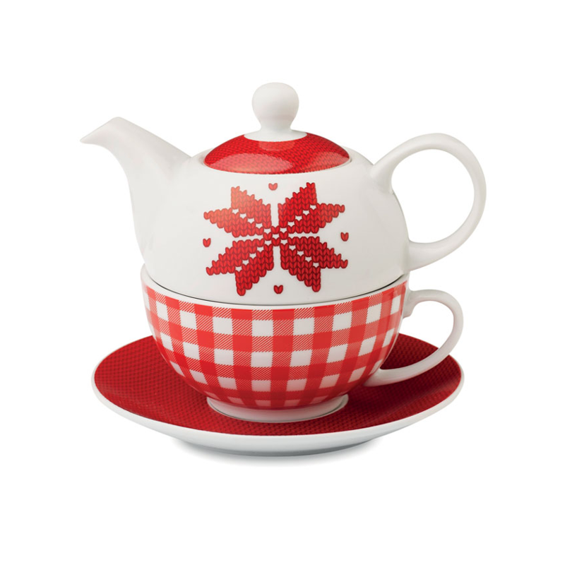 Reklamní Vánoční sada na čaj NORDIC TEA 1