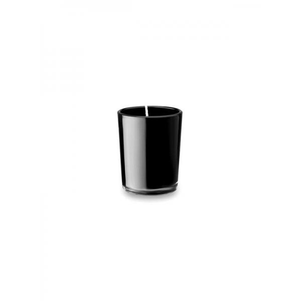 Reklamní svíčka černá