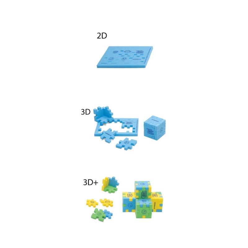 Reklamní 3D pěnové puzzle