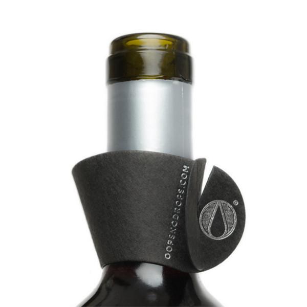 Reklamní vějíř na víno