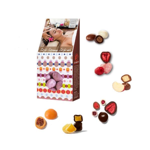 Zdravý snack - reklamní balení