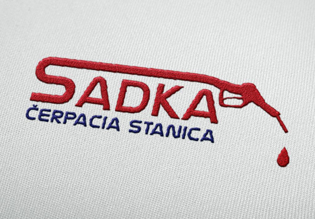 Návrh firemního loga SADKA