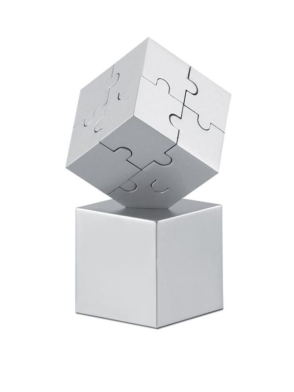 Reklamní 3D puzzle KUBZLE 1