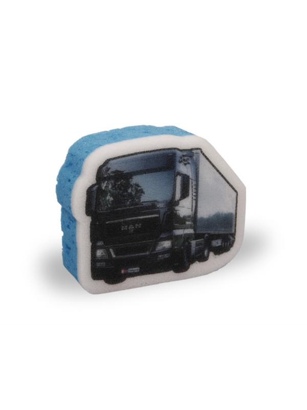 Reklamní houby kamion