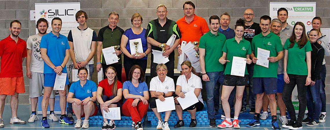 Silic Badminton Cup 2017 - Vol 4