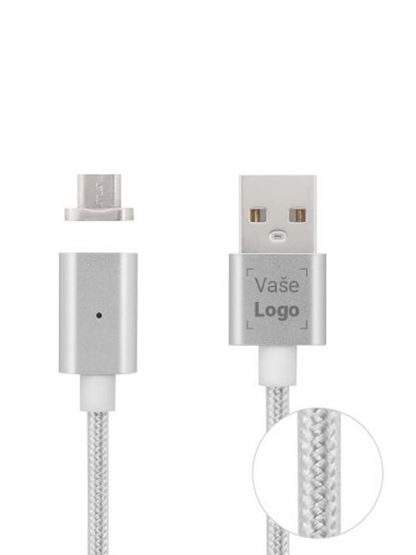 Reklamní magnetické kabely