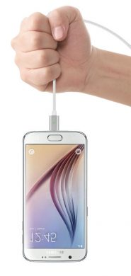 Reklamní magnetický nabíjecí kabel