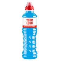 izotonický nápoj s vlastní etiketou