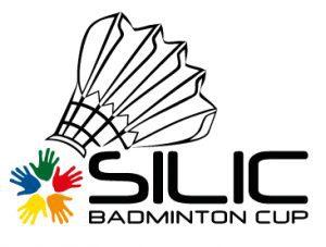 Logo Silic Badminton Cup