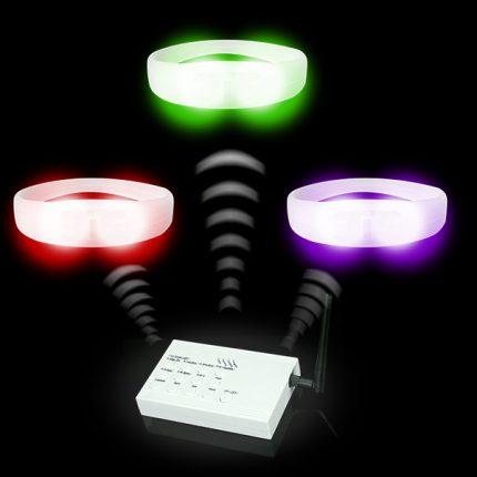 Reklamní světelné náramky LED