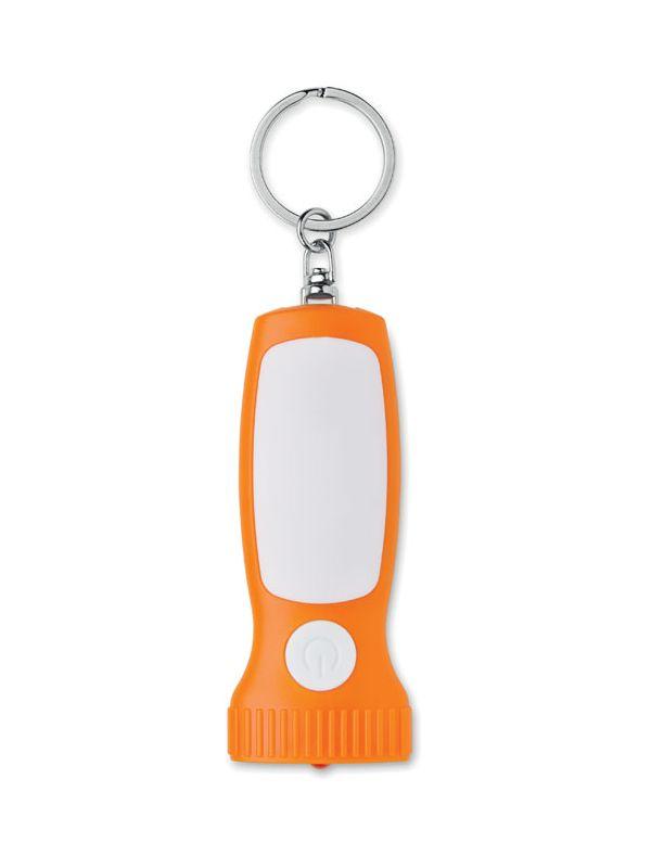 Reklamní baterka TORCHA oranžová