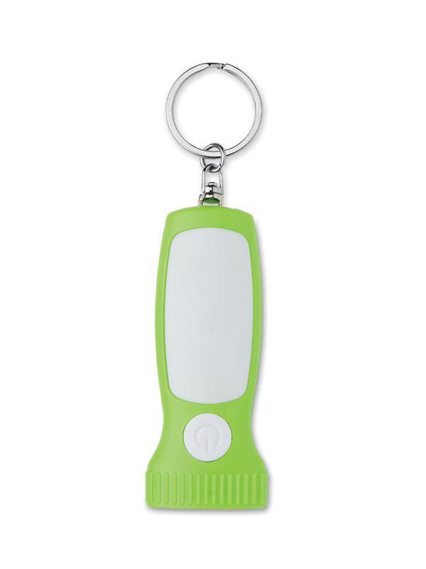 Reklamní baterka TORCHA zelená