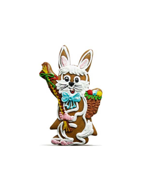 velikonoční medový perníček - zajíček