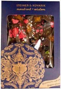 Reklamní čokoláda - mandala Moudrost