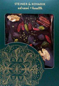 Reklamní čokoláda - mandala Zdraví