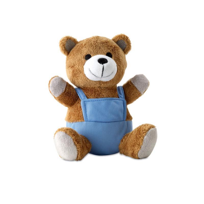 Reklamní medvěd NICO