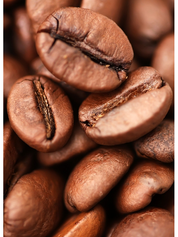 Čerstvě pražená reklamní káva