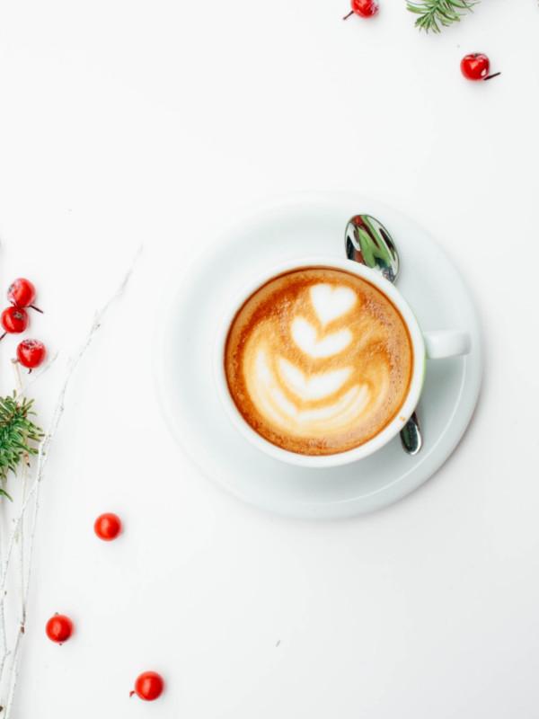 Reklamní káva Vánoce 2017