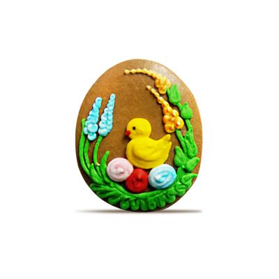 velikonoční medový perníček - vajíčko