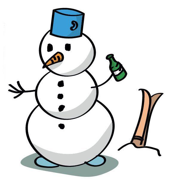 Vánoční reklamní sada s vínem