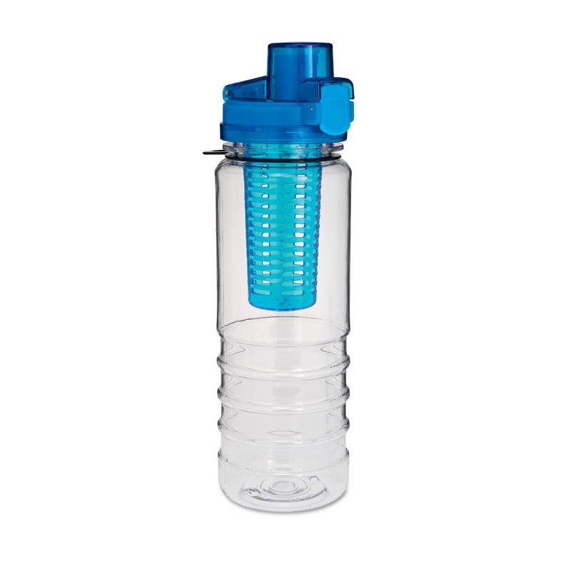tritanová reklamní láhev ricky modrá