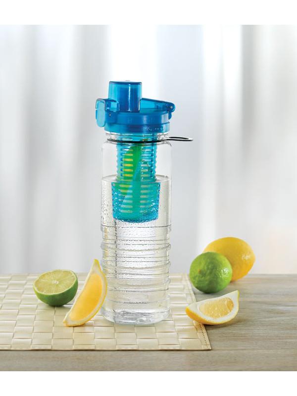 tritanová reklamní láhev ricky modrá 1