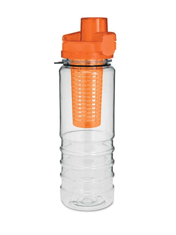 tritanová reklamní láhev ricky oranžová