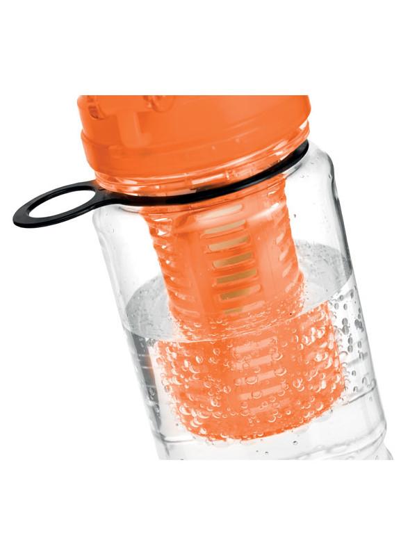 tritanová reklamní láhev ricky oranžová 2
