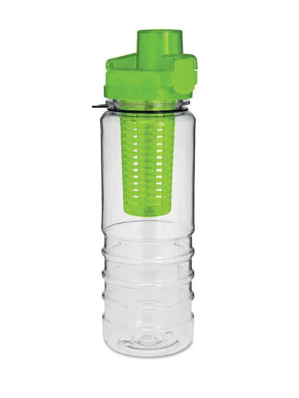 tritanová reklamní láhev ricky zelená