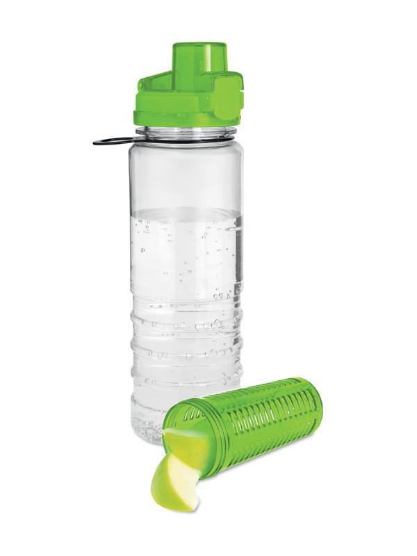 tritanová reklamní láhev ricky zelená 3