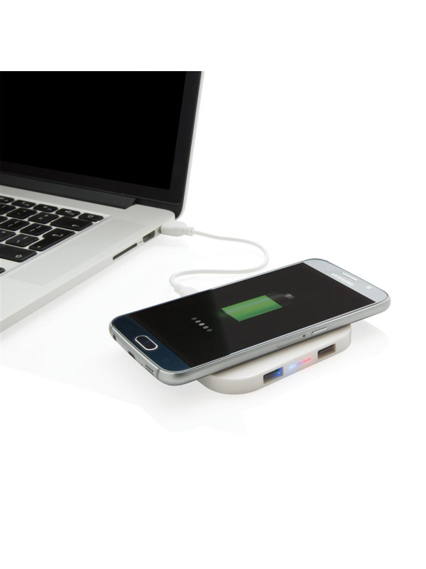 Reklamní USB nabíječka FLATTER