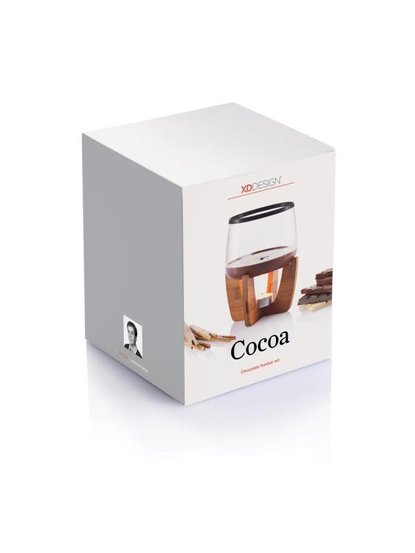Reklamní fondue set COCOA