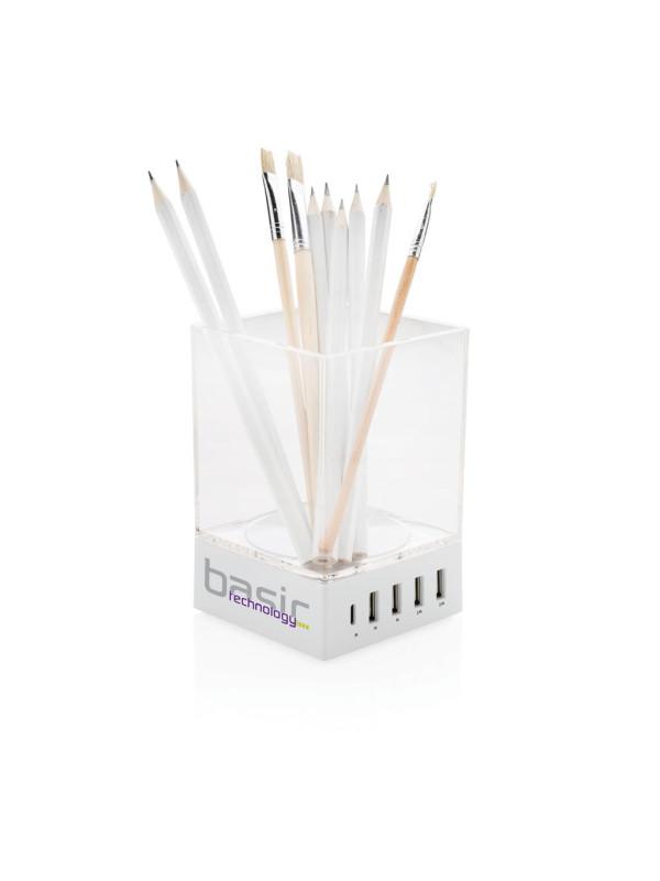 Reklamní stojan na tužky QUADRITE 2