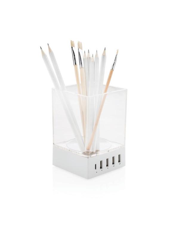 Reklamní stojan na tužky QUADRITE