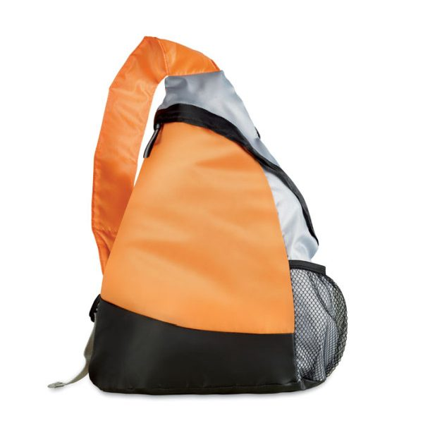Reklamní batoh na jedno rameno GARY oranžový