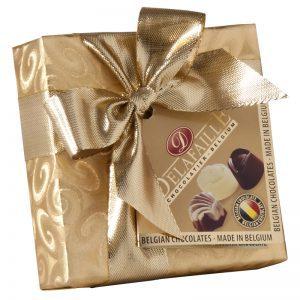 Reklamní čokoláda Výběr belgických pralinek